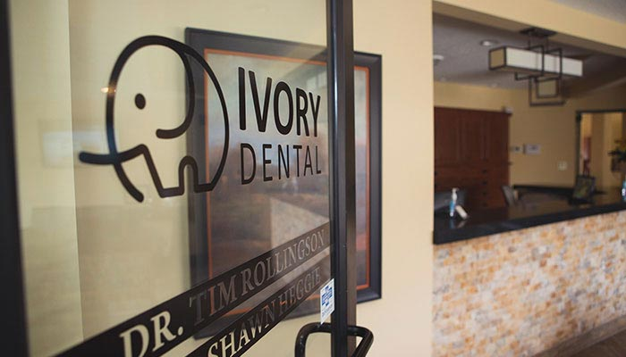 Welcome To Ivory Dental in West Lethbridge